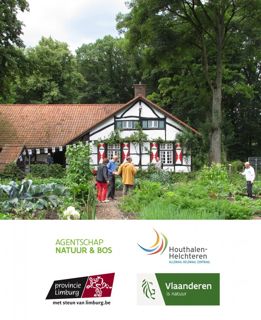 Bezoekerscentrum Hengelhoef met ecologische volkstuin