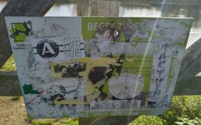 Vandalisme kost Limburgs Landschap vzw handen vol geld.